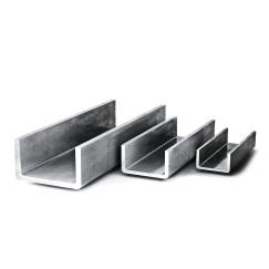 Швеллер холодногнутый ГОСТ 8278-83 размер 100х40х4/R6 ст.3