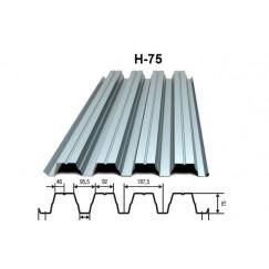 Профнастил Н75 1